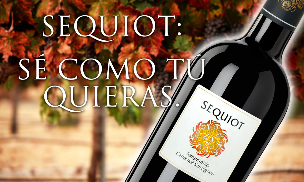 Comparte vino Sequiot